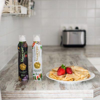 Растительное масло для здорового образа жизни