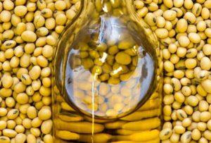 Соевое масло: состав, вкус, пищевая ценность
