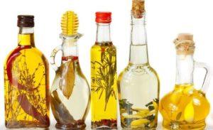 Отбеливание растительного масла