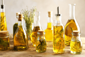 Дезодорированное растительное масло