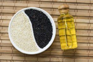 Кунжутное масло – вкусовые особенности, пищевая ценность