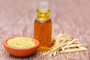 Горничное масло – рецепт картофеля, приготовленный в горчичном масле